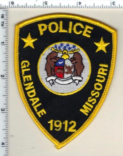 Glendale Police (Missouri)  Shoulder Patch  from 1991