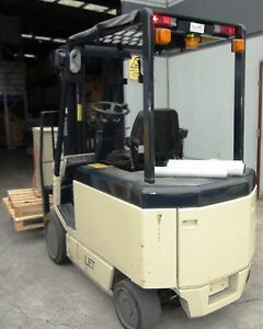 Crown electric forklift Greenvale Hume Area Preview