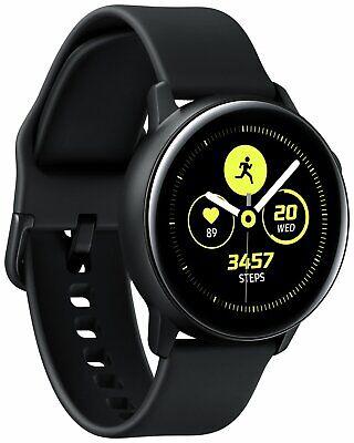Samsung Galaxy Active 28.1mm 4GB Fitness Tracker & Smart Watch - Black
