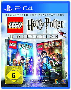 PlayStation 4 Spiel LEGO Harry Potter Collection (Sony PlayStation 4, 2016) - Herne, Deutschland - PlayStation 4 Spiel LEGO Harry Potter Collection (Sony PlayStation 4, 2016) - Herne, Deutschland