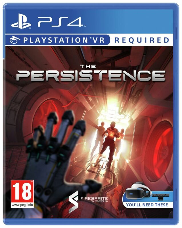 The Persistence Sony Playstation PS4 Game - 18+ Years