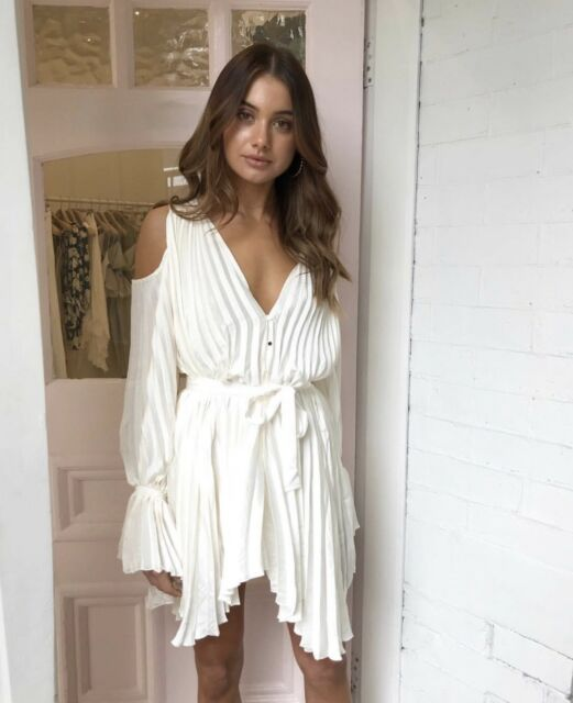 9a9a35650fc Alice McCall Sunkissed playsuit creme - Size 4