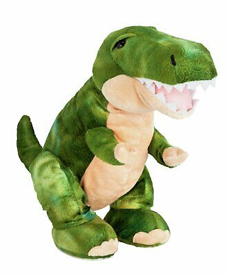 Chad Valley Interactive T-Rex Soft Toy 28cm Tall 18+ Months