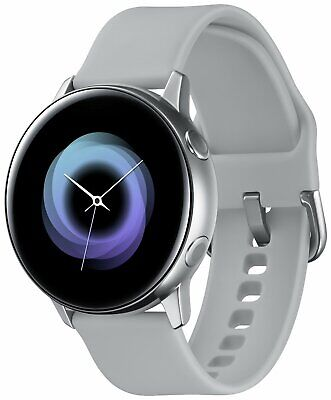 Samsung Galaxy Active Sleep Heart Rate & Fitness Smart Watch - Silver