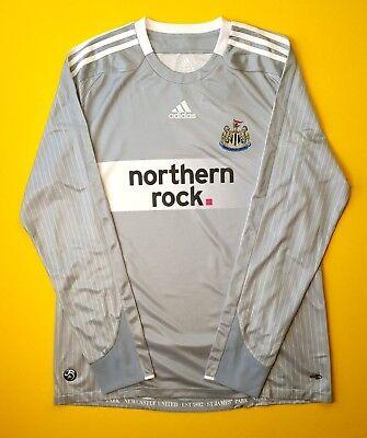 bee30dee145281 Newcastle United third jersey LARGE 2008 2009 long sleeve shirt Adidas ig93