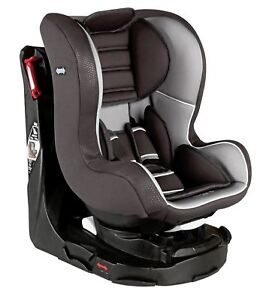 TT Nania Revo Luxe Shadow Group 0 1 360 Rotating Spin Car Seat RRP