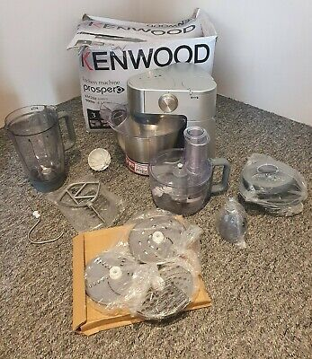 Kenwood Prospero KM280 Stand Mixer With Attachments/Fully Working/Blender. Boxed