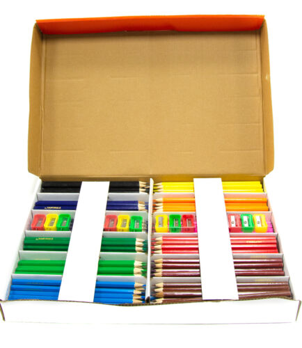 Colored Pencil Class-pack