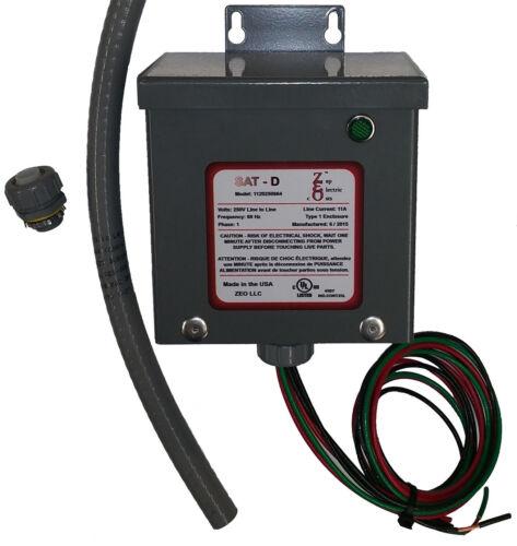 ENERGY SAVINGS POWER FACTOR SAVER AND KVAR UNIT 1300