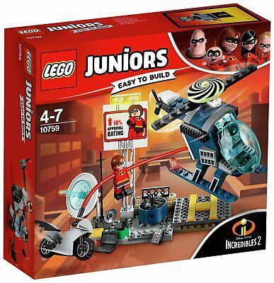LEGO Incredibles Elastigirl's Rooftop Pursuit Set - 10759.