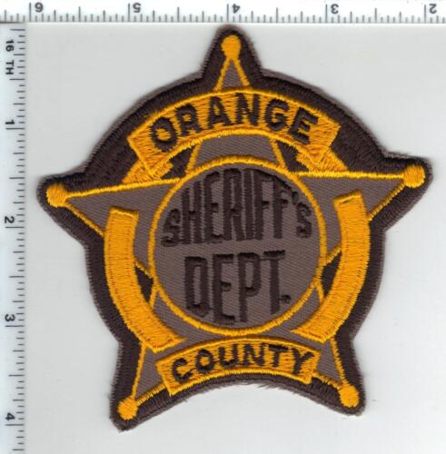 Orange County Sheriff (Indiana) Shoulder Patch from the Early 1980