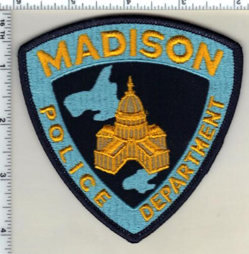 Madison Police (Wisconsin) 1st Issue Shoulder Patch