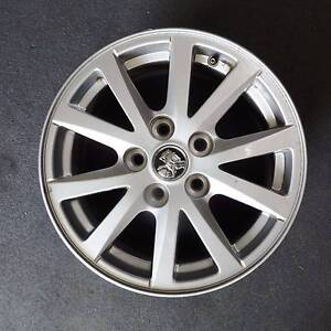 """Genuine 16"""" Holden Commodore VF Evoke OEM 2014 MODEL ALLOY Wheels Ferntree Gully Knox Area Preview"""