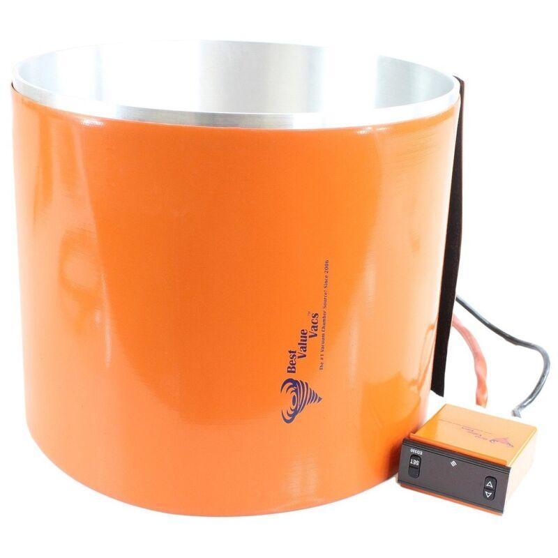 5 Gallon Vacuum Chamber Digital Heating Jacket