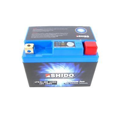 Shido Lithium-Ionen Batterie