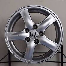 """Genuine Honda Accord CL 16"""" OEM Alloy Wheels (used) civic corolla Ferntree Gully Knox Area Preview"""