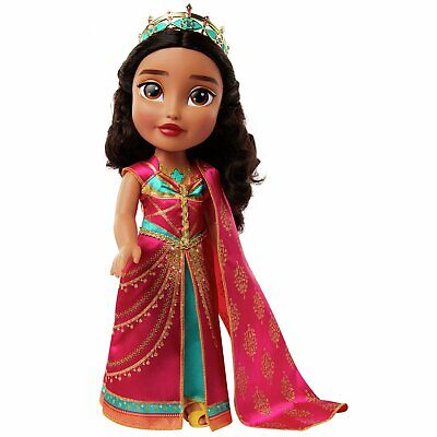 Aladdin 15 inch Feature Jasmine Toddler Doll