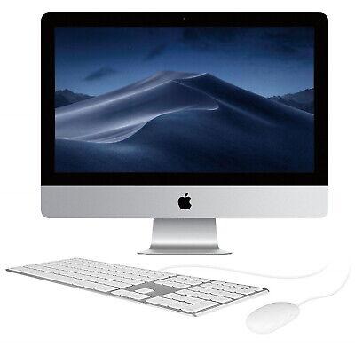 "Apple iMac 21.5"" FHD i5 Quad Core 2.9GHz 16GB RAM 1TB HDD macOS Catalina 10.15"
