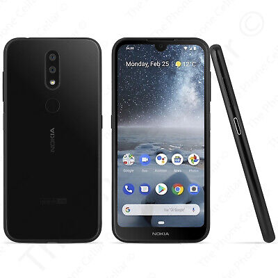 Nokia 4.2 TA-1133 32GB Unlocked GSM Phone Dual 13MP & 2MP Camera - Black