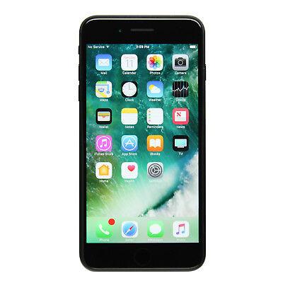 Apple iPhone 7 Plus a1784 128GB Black GSM Unlocked -Very Good