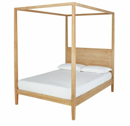 Argos Home Gemini Leather Effect Tv Bed Frame Choice Of