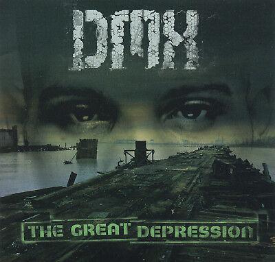 (DMX THE GREAT DEPRESSION (Retail Promo CD, Album) Clean / Edited (2001))
