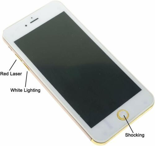 Fake Shocking Cell Phone Mobile  Gadget Electric Joke Toy Fool Day Gift