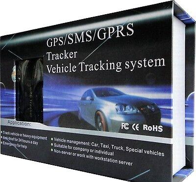 Car GPS Tracker GSM/GPRS Tracking Device