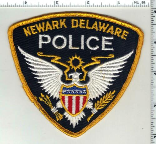 Newark Police (Delaware) 1st Issue Shoulder Patch