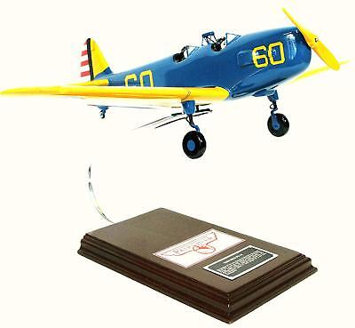 US Army Fairchild PT-19 Cornell Desk Top Display Model 1/24 Plane ES Airplane for sale  Shipping to Canada