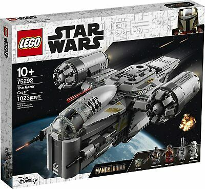 LEGO Star Wars: The Mandalorian The Razor Crest 75292 - PRESALE! see description