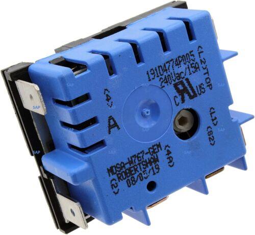 WB24X25013 OEM GE GENERAL ELECTRIC RANGE INFINITE CONTROL BURNER SWITCH