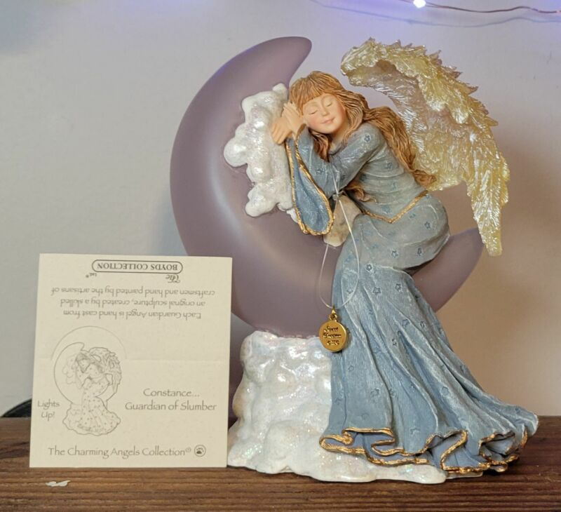 Charming Angels Collection Constance Guardian of Slumber #282309 Limited Ed#1675