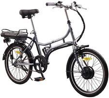 Ebike Mantra Electric Bike Metallic Grey Bike **MANUFACTURER REFURBISHED**