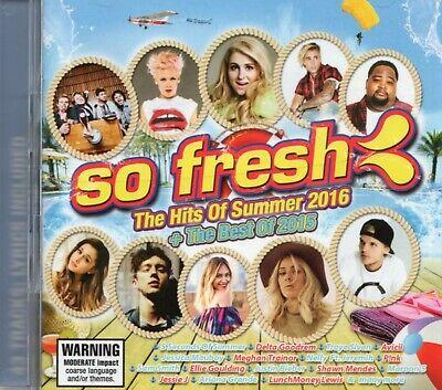 Summer 2016 + Best 2015 (2 x CD) Ariana Grande/Pink/Ellie Goulding/Jessie J/Omi