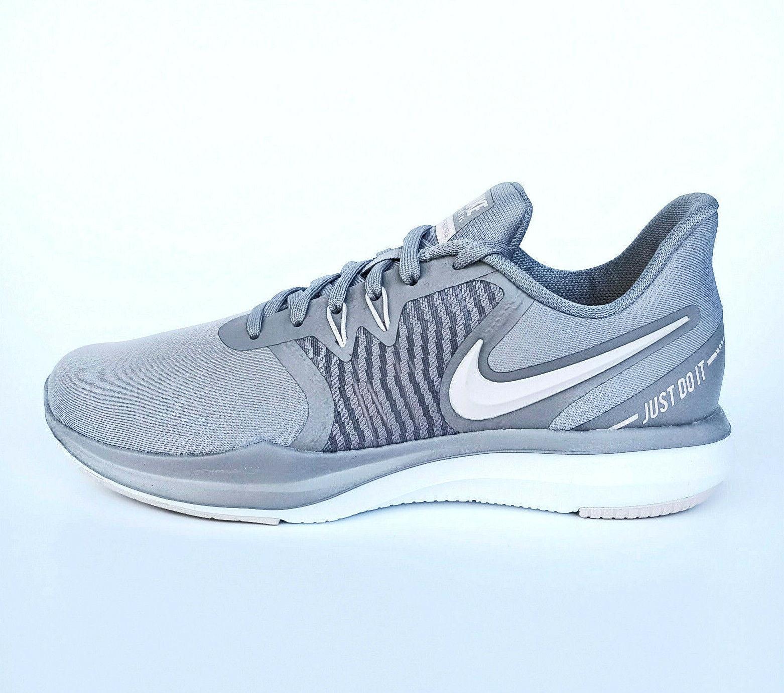 Nike In-Season TR8 Laufschuh Running Sneaker Damen Grau Rose WMNS AA7773-006