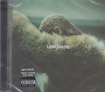 New   Cd   Dvd Beyonce Lemonade  Visual Album Usa Seller Explicit Content