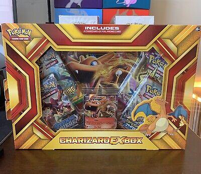 Fire Blast Charizard EX Box || BREAKThrough / Phantom Forces / Roaring Skies