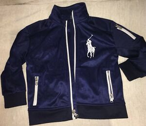 Polo Ralph Lauren - Active Sports Jacket - Boys Sz 4