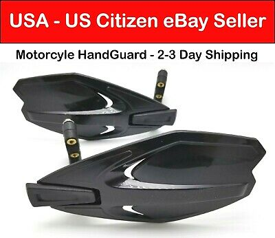 Motorcycle HandGuard Hand Guard Brush BrushGuard Honda Yamaha YZ YZF WR WRF 250