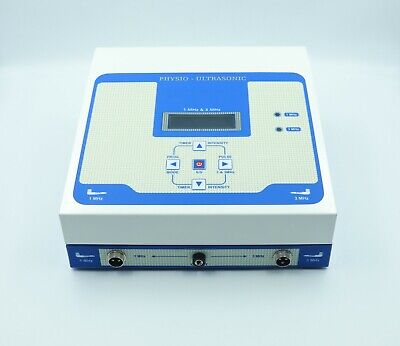 Pro 1mhz 3mhz Ultrasound Therapy Unit Ultrasonic Pain Relief Massager Machine