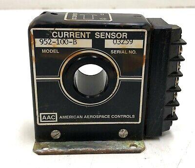 Aac Dc Current Sensor 952-100-b Laboratory Industrial A