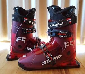 Sleddogs Snowskates - Ski Boot Ice Inline Snow Ski Skate unisex Bairnsdale East Gippsland Preview