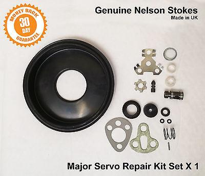 Land Rover Alfa Romeo MGB Ford Vauxhall Jag Brake Servo Major Repair Kit FULL