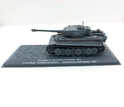 Panzer Jagdpanzer 38 Hetzer Wehrmacht 1945 Fertigmodell 1:72 Altaya Modell