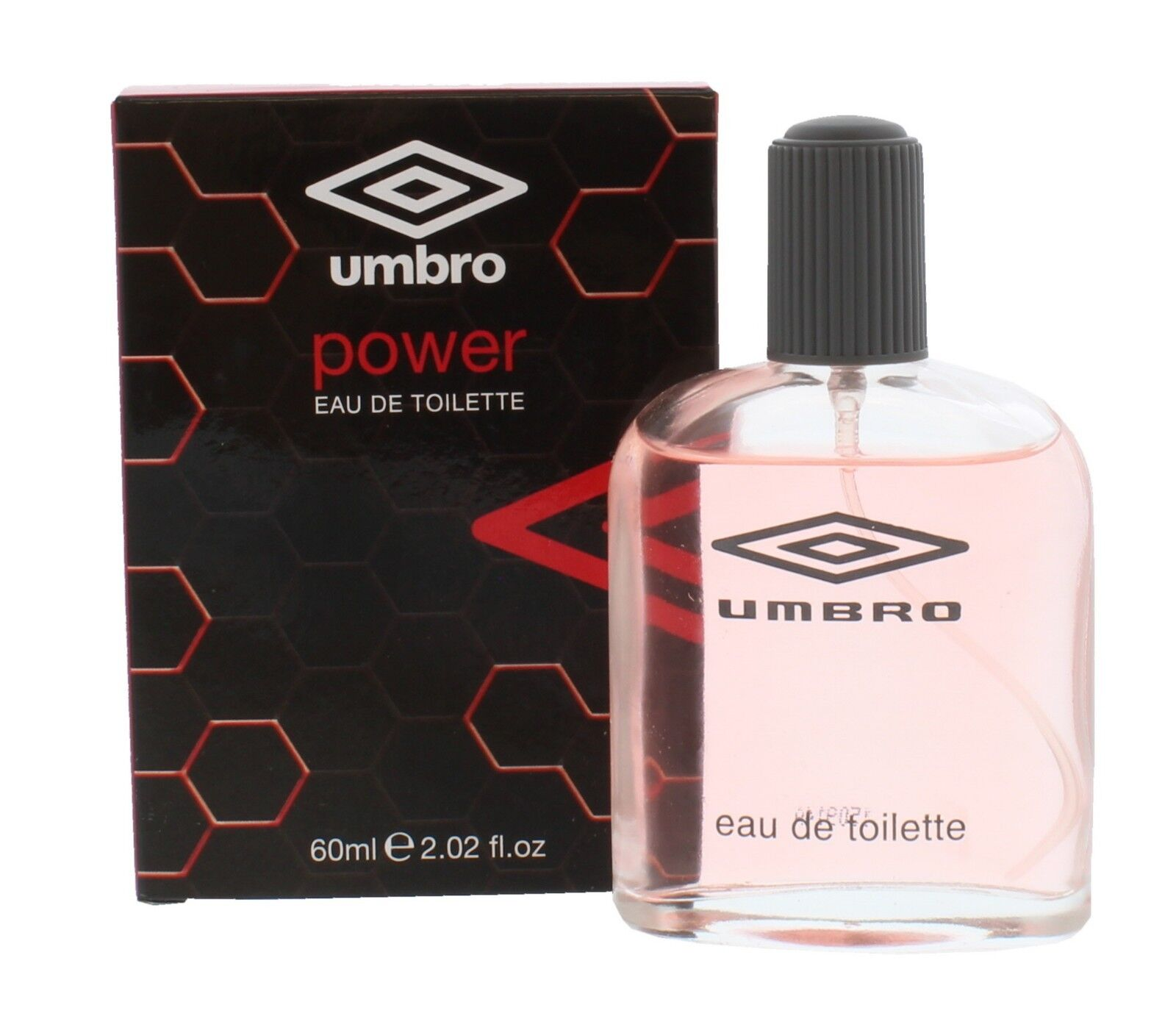 UMBRO Power Mens Aftershave Eau De Toilette Spray - 60ml