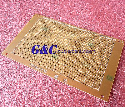1pcs 9 X 15 Cm Diy Prototype Paper Pcb Fr4 Universal Board Good Quality M107