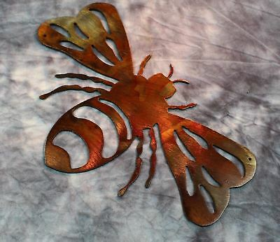 Bumble Bee Metal Wall Art