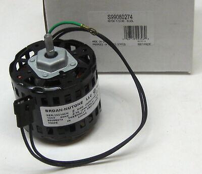 Broan S-99080274 Vent Fan Motor Ja2m373n For Fs130 S120l
