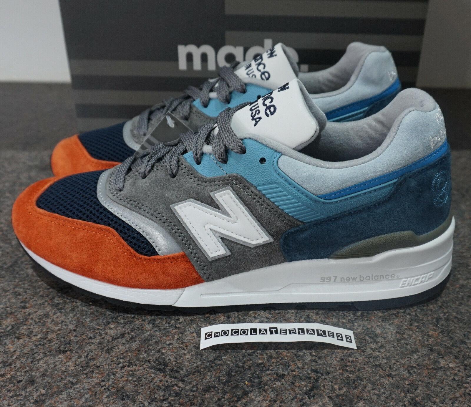 New Balance M997NAG UK 9 990 997 991 998 Made In the USA
